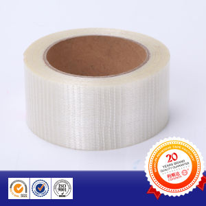 Glass Fiber Reinforced Tape with Staight Line and Grids pictures & photos