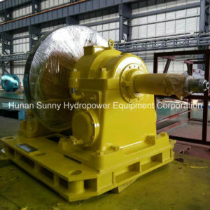 Horizontal Francis Hydro (Water) Turbine Flywheel/Hydropower / Hydroturbine pictures & photos