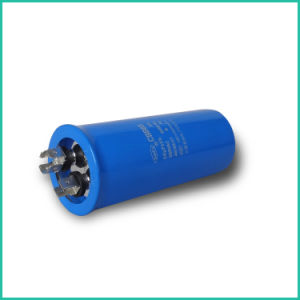 100mfd Capacitor Explosion Proof Capacitor for Air Conditioners pictures & photos