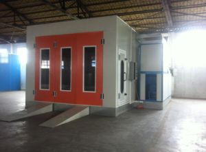 European Standard Car Spray Booth Paint Booth pictures & photos