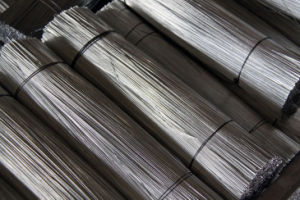 Hot Dipped/Electro Galvanized Cut Wire pictures & photos