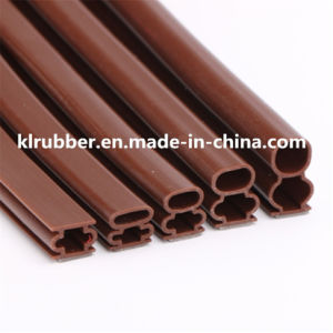High Quality Aluminum Window Waterproof PVC Weather Seal Strip pictures & photos