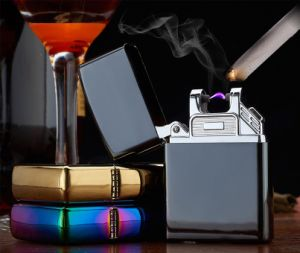 New Smart Arc USB Lighter with No Gas USB Lighter pictures & photos