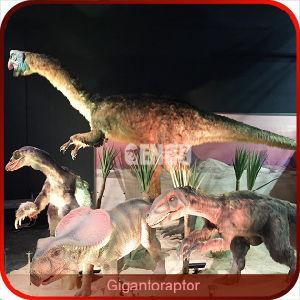 Automatic Dinosaur Animatronics Dinosaur Sculpture pictures & photos