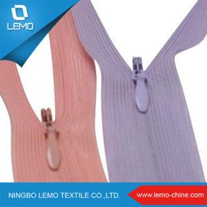3# Close End Zipper Nylon Invisible pictures & photos