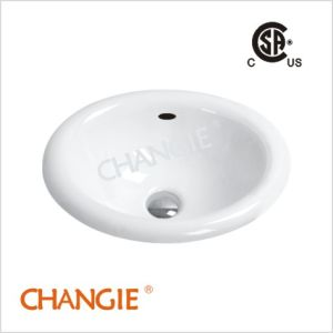 Above Counter Ceramic Lavatory Sink (1004) pictures & photos