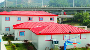 Light Steel Structure Prefabricated House/Mobile House