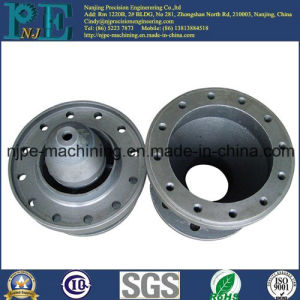 High Quality Die Casting Steel Pump Parts pictures & photos