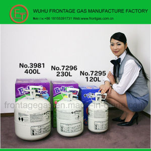 Party Portable Gas Cylinder Helium (EN12205) pictures & photos