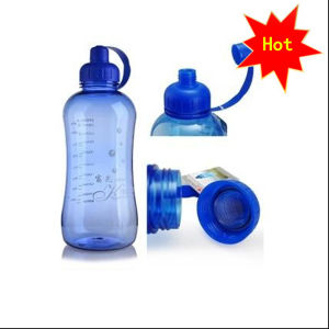 Fuguang 500ml-2800ml PC Plastic Tea Bottle with Filter pictures & photos