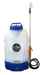 Knapsack Electric Sprayer (CY-20D) pictures & photos