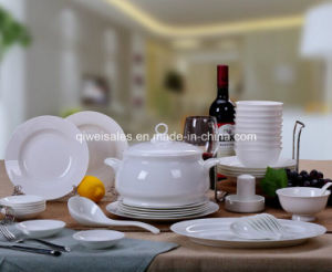 Jingdezhen Porcelain Tableware Kettle Set (QW-004) pictures & photos