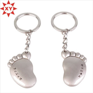 China Supplier Metal Couple Keychain Wholesale for Souvenir pictures & photos