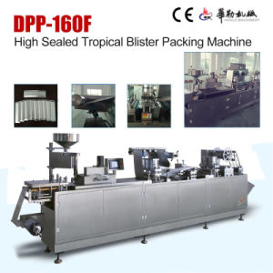 Ce Certificated Tropical Auto Blister Packaging Machine (DPP-160F) pictures & photos