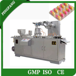 Dpp140c Plate Style Al-Plastics Blister Packaging Machine pictures & photos