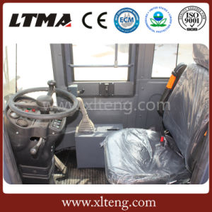 Ltma Front Loader 2.5 Ton Mini Front End Loader pictures & photos