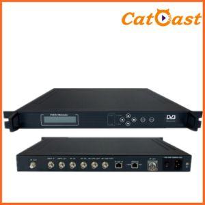 Qpsk/8psk DVB-S2 RF Modulator with 2*Asi in and DVB-S2 RF Output pictures & photos