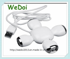 Lovely USB Hub with High Speed (WY-H19) pictures & photos