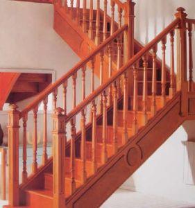 Foshan Manufacturer Custom Hardwood Stair Treads pictures & photos