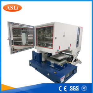 Thv-1000-C Temperature Humidity Vibration Combined Climatic Test Chamber Vibration Shaker Chamber pictures & photos