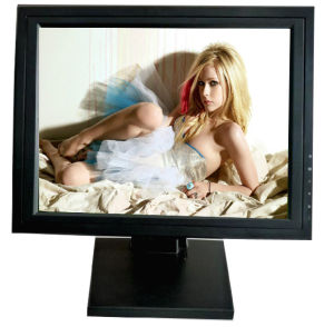 15 Inch LCD Monitor with HD Mi DVI VGA Input 1024*768 Resolution pictures & photos