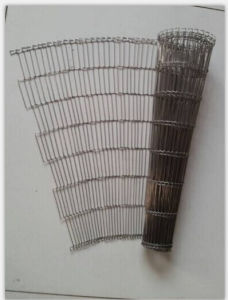 Wire Mesh Belt for Conveyor Toaster, Pizza, Chocolate pictures & photos