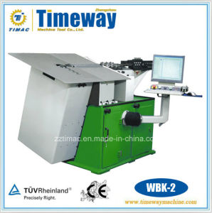 CNC Wire Profile Bending Machine pictures & photos