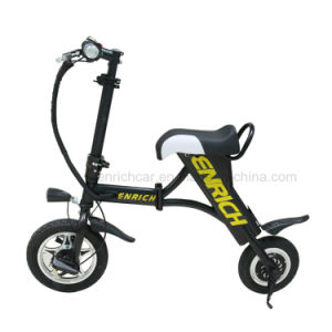 2016 Enrich Trendy Design Practical Mini Electric Chariot Scooter for Sales pictures & photos