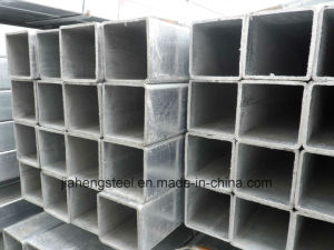 Gi Steel Pipe Ss400 Q235 Sqaure Steel Pipe Galvanized