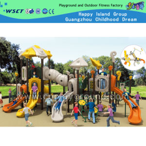 High Quality and Best Price Children Playground Equipment (HD-1402) pictures & photos