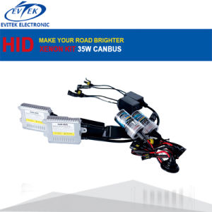 Evitek Powerful Canbus Kit Error Zero HID Xenon Canbus Headlight 35W AC HID Conversion Kit pictures & photos