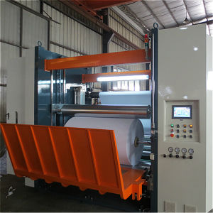 High Speed Automatic Jumbo Roll Paper Slitting Machine pictures & photos