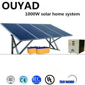 Hight Quality 1000W Solar Home System pictures & photos