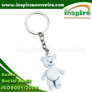 Printing Movable Bear Keychain for Souvenir (SK143B) pictures & photos