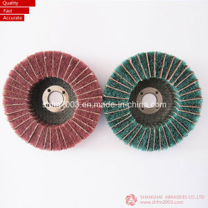 Vsm Ceramic & Zirconia Abrasive Flap Disc for Paint Removal (125*22mm, P60) pictures & photos