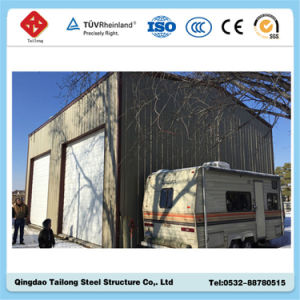 Professional Supplier of Prefabricated Steel Warehouse pictures & photos