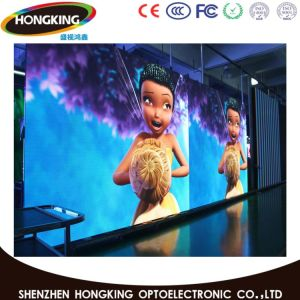 Outdoor Street Lamp Advertising P5 LED Display with Wireless Control pictures & photos