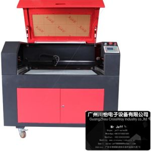 Laser Marble Organic Glass Engraver Machine 6090 pictures & photos