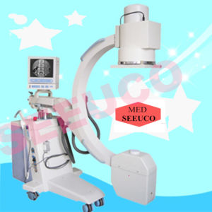 Plx112e High Frequency Mobile C Arm X Ray Equipment pictures & photos