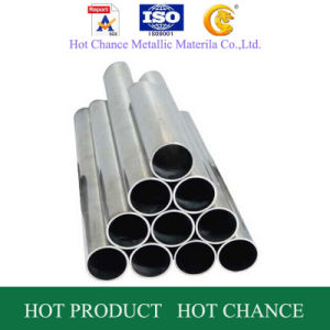 SUS304 Stainless Steel Round Tubes 400# Polished pictures & photos