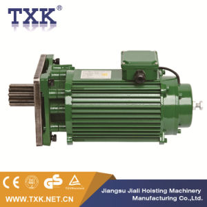 0.6kw Electric Motor for End Carriages pictures & photos