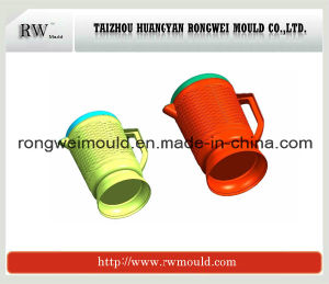 Plastic Water Bottle Mould with Lid