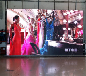 Indoor P3.91 Rental LED Display Screen with Aluminum Panel (500X500mm) pictures & photos