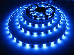 LED Strip Light 60PS/M SMD 5050 12V/24V LED Strip pictures & photos