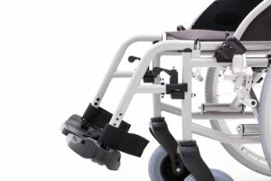Steel Manual, Muti-Functional, Foldable Wheelchair (YJ-037) pictures & photos