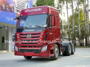 China Hyundai Heavy Trucks Tractor Truck Lorry Truck Dump Truck pictures & photos