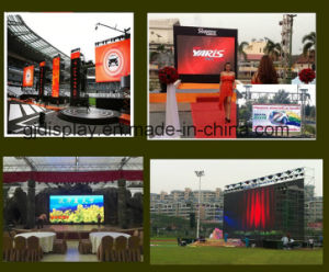 Rental LED Screen for Holding Wedding Events