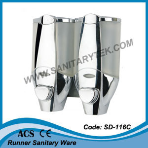 ABS Chrome Soap Dispenser (SD-115C) pictures & photos