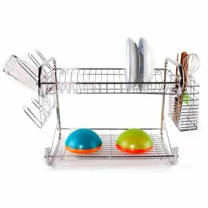 China Hardware Factory Supplies Kitchen Rack Dish Shelf Chopsticks Holder pictures & photos