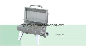 Portable Mini Camping Gas BBQ Grill pictures & photos